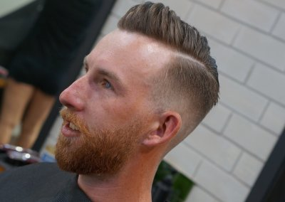 Rex and Ross Barber Geelong